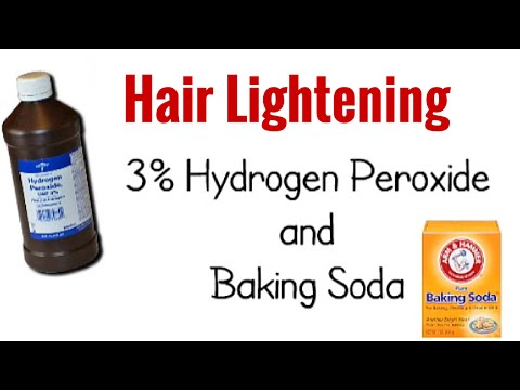#32 Hydrogen Peroxide How To Lighten Hair Didn't Work