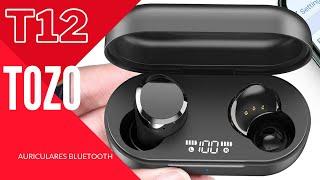 TOZO T12 Auriculares.✅. YA ESTÁN AQUÍ!. Unos de los mejores auriculares bluetooth calidad precio.