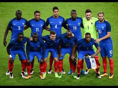 Top 10 French Football Players - YouTube 912eb80b7