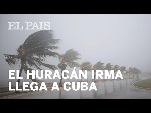 El huracán Irma alcanza Cuba | Internacional