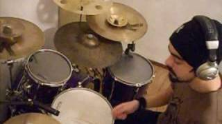Funk drums - NBdrums (Tower of Power cover - my own style)