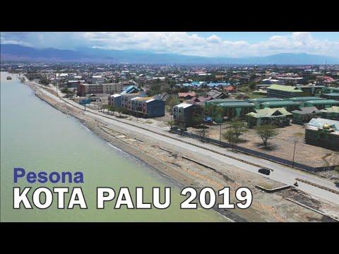Video Udara Kota Palu Sulawesi Tengah 2019