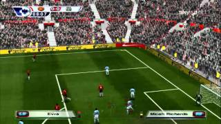 PES 6 - Shollym patch 2011-2012 gameplay HD