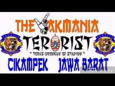 The Jak - Cikampek Mendukung Persija