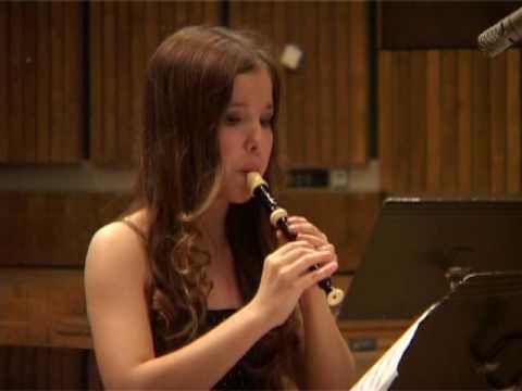 A. Vivaldi: Concerto in Do Maggiore  Largo  Allegro molto - by Lenka Molcanyiova