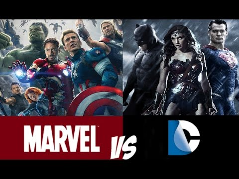 Essential Bombad Radio #12: DC vs Marvel