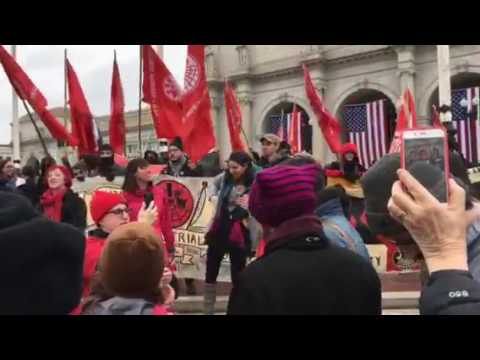 Labor Rights Rally