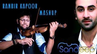 Ranbir Kapoor Mashup   Sandeep Thakur Ft. Studio Unplugged   Jai - Parthiv