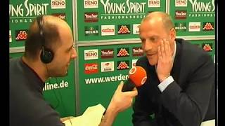 pimpim: Hermine Plaschke knutscht Schaaf *Hünniger Werder TV 2002