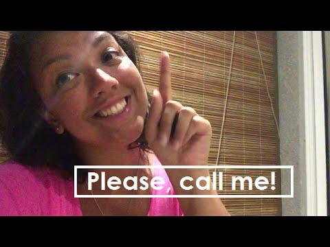 Please, call me! - vlog 4