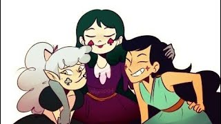 Star vs the forces of evil- Eclipsa, Meteora and Festivia