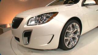 2012 Buick Regal GS - Los Angeles Auto Show