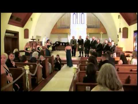 Bagpipe Wedding Processional