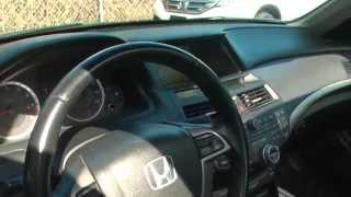 2012 Honda Accord Coupe With NAVI FOR SALE