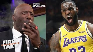[BREAKING] James Worthy SHOCKED Lakers destroy Heat 116-98 Game 1 NBA Finals; Lebron 25 Pts