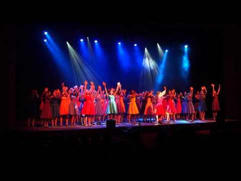 """""""America"""" from West Side Story - 2015 Cabaret at Dawson"""