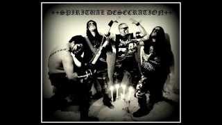 Spiritual Desecration - Antichrist/Sepultura-Cover avi