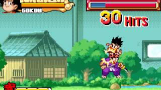 [TAS] [Obsoleted] GBA Dragon Ball: Advanced Adventure by AnotherGamer in 44:34.07