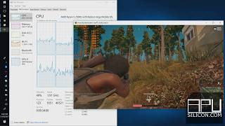 PUBG [HP Envy X360][720P][Ryzen 5 2500U][17.7]
