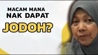 [2.91 MB] PROF MUHAYA 2019 - MACAM MANA NAK DAPAT JODOH?