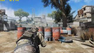 Ghost Recon Future Soldier GTX 950m Gameplay