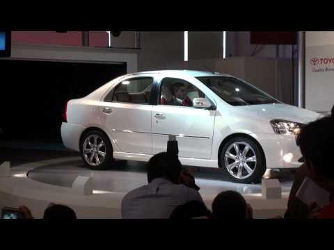 Toyota ETIOS (Sedan & Hatchback) Launch - Auto Expo 2010