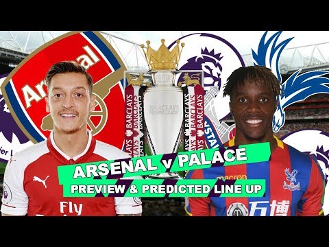 ARSENAL v CRYSTAL PALACE - I HAVE NO CONFIDENCE IN THIS TEAM - MATCH PREVIEW