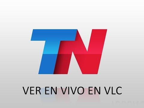 TN EN VIVO EN VLC
