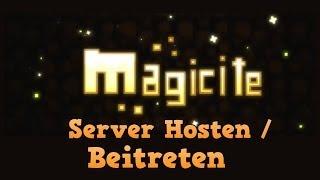 Tutorial   Magicite Server erstellen / Beitreten  (German)[HD]