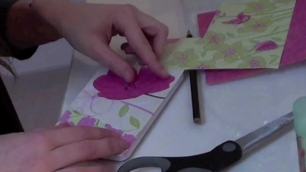 special noël tuto #1 : idée cadeau créer un notebook - youtube