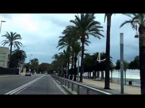 Paseo por Cambrils - Tarragona - 22/10/2017