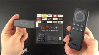 Распаковка Amazon Fire TV Stick. Лучше чем Apple TV?