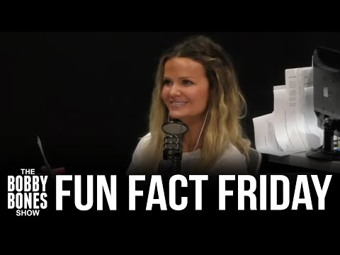 Queen Of Facts Amy Does Fun Fact Friday