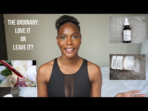 I've Tried 17 Products From The Ordinary - Here's What To Buy | Bella Noir Beauty