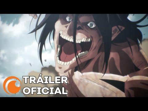 Attack on Titan Temporada Final   Tráiler Oficial (sub.español)