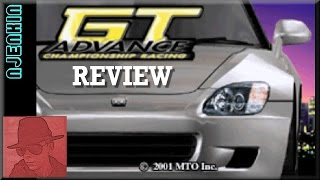GT Advance Championship Racing - on the GBA - with Commentary !!