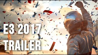 Gran Turismo Sport - E3 2017 Gameplay Trailer