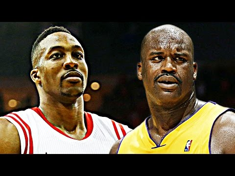 The Best NBA Dunks - Centers ᴴᴰ