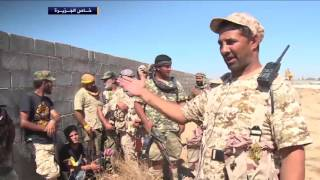 القوات الليبية تسيطر على مواقع لتنظيم الدولة بسرت