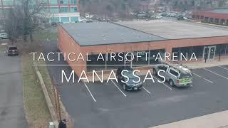 TAA Manassas (Aerial View)