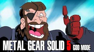 God Mode - Metal Gear Solid V: The Phantom Pain
