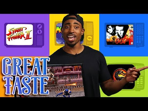 The Best '90s Video Game   Great Taste