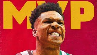 Giannis Antetokounmpo: The NBA's 2nd Unanimous MVP