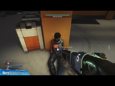 Prey - I and It Trophy / Achievement Guide (How to Kill Every Human on Talos I)