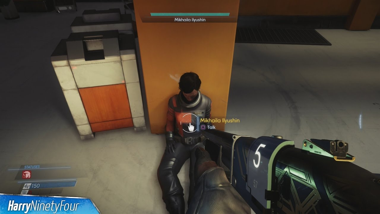 how to get no killing humans achievement prey