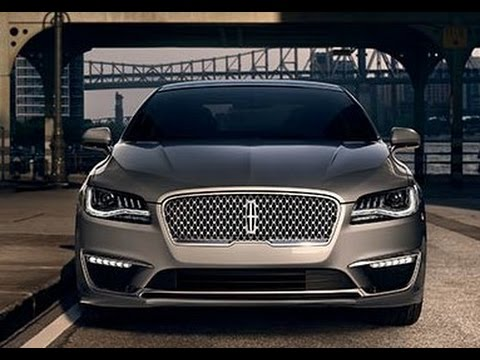 2017 Lincoln Mkz A Completely Unprofessional Review