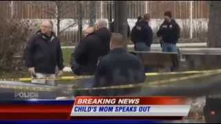 Police shoots 12 year old Boy with BB Gun in Playground