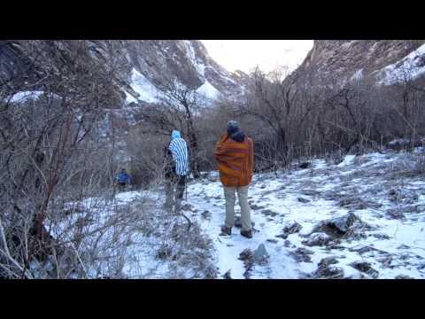 Nepal, Kathmandu and trekking Annapurna.