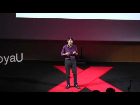 Sustainable Food: Let's Start a Revolution! | Gerardo Urbina | TEDxNagoyaU