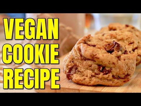 Vegan Chocolate Chip Cookie Recipes / Easy to Make Vegan Cookies